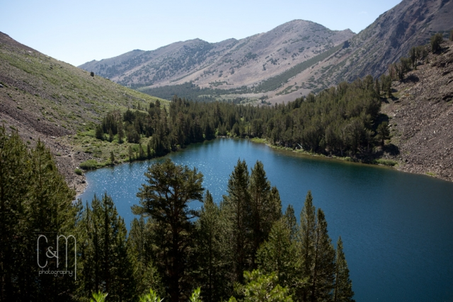 Virginia Lake,eastern sierra